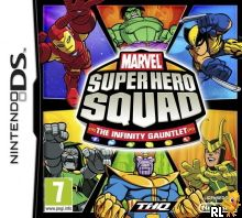 Marvel Super Hero Squad - The Infinity Gauntlet (E) Box Art