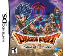 Dragon Quest VI - Realms of Revelation (U) Box Art