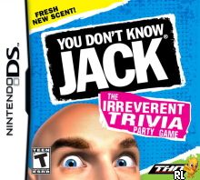 You Don't Know Jack (DSi Enhanced) (U) Box Art
