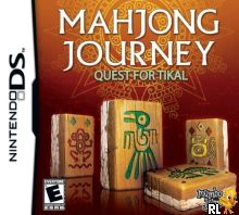 Mahjong Journey - Quest for Tikal (U) Box Art