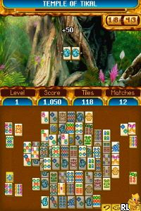 Mahjong Journey - Quest for Tikal (U) Screen Shot