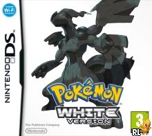 Pokemon - White Version (DSi Enhanced)(USA) (E) Box Art