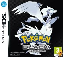 Pokemon Black Version (U) (Patched) Box Art