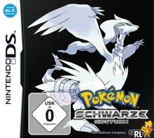 Pokemon - Schwarze Edition (DSi Enhanced) (G) Box Art