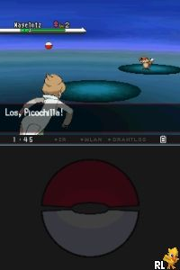 Pokemon - Schwarze Edition (DSi Enhanced) (G) Screen Shot