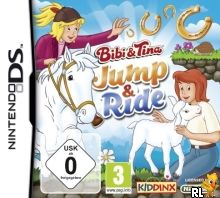 Bibi & Tina - Jump & Ride (G) Box Art