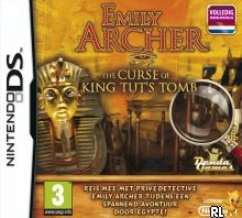 Emily Archer - The Curse of King Tut's Tomb (E) Box Art
