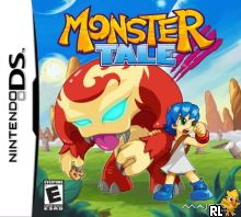 Monster Tale (U) Box Art