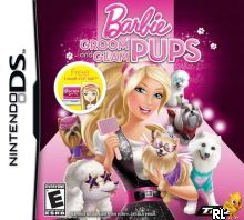 Barbie - Groom and Glam Pups (U) Box Art