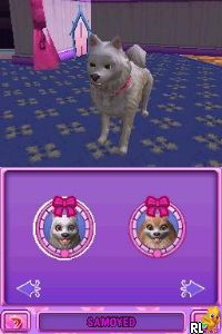 Barbie - Groom and Glam Pups (U) Screen Shot