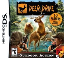 Deer Drive (U) Box Art