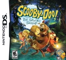 Scooby-Doo! And the Spooky Swamp (U) Box Art