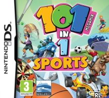 101-in-1 Megamix Sports (E) Box Art