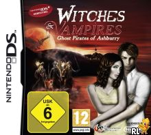 Witches & Vampires - Ghost Pirates of Ashburry (DSi Enhanced) (E) Box Art