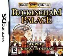 Hidden Mysteries - Buckingham Palace (U) Box Art