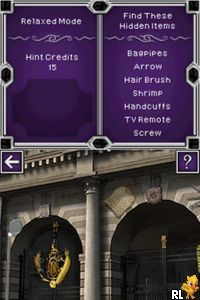 Hidden Mysteries - Buckingham Palace (U) Screen Shot