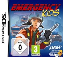 Emergency Kids (G) Box Art