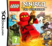LEGO Ninjago - The Videogame (E) Box Art