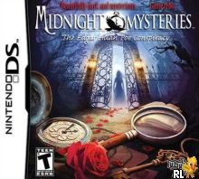 Midnight Mysteries - The Edgar Allan Poe Conspiracy (U) Box Art