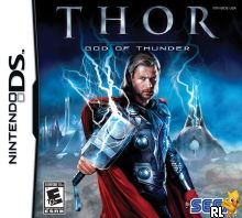Thor - God of Thunder (U) Box Art