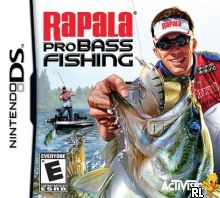 Rapala - Pro Bass Fishing (U) Box Art