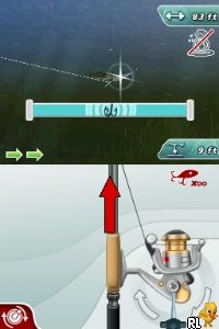Rapala - Pro Bass Fishing (U) Screen Shot