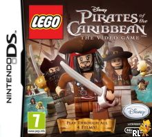 LEGO Pirates of the Caribbean - The Video Game (E) Box Art