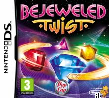 Bejeweled Twist (DSi Enhanced) (E) Box Art
