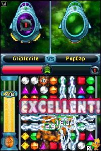 Bejeweled Twist (DSi Enhanced) (E) Screen Shot