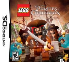 LEGO Pirates of The Caribbean - The Video Game (U) Box Art
