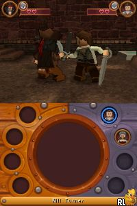LEGO Pirates of The Caribbean - The Video Game (U) Screen Shot