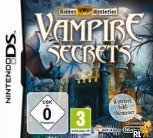 Hidden Mysteries - Vampire Secrets (G) Box Art