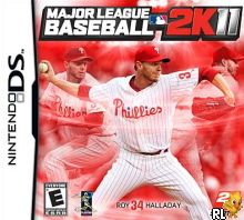 Major League Baseball 2K11 (U) Box Art