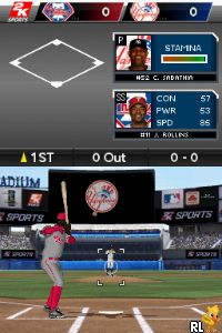 Major League Baseball 2K11 (U) Screen Shot