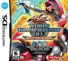 Yu-Gi-Oh! 5D's World Championship 2011 - Over the Nexus (U) Box Art