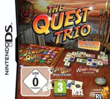 Quest Trio, The (G) Box Art