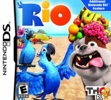Rio (DSi Enhanced) (U) Box Art