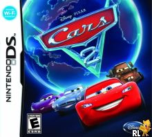 Cars 2 (DSi Enhanced) (U) Box Art