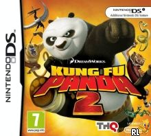 Kung Fu Panda 2 (DSi Enhanced) (E) Box Art