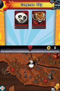 Kung Fu Panda 2 (DSi Enhanced) (E) Screen Shot