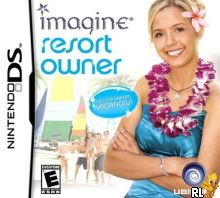 Imagine - Resort Owner (DSi Enhanced) (U) Box Art