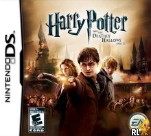 Harry Potter and the Deathly Hallows - Part 2 (U) Box Art