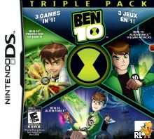 How to download Ben 10 triple pack game by RK Gamer And ...