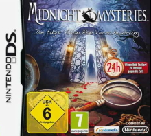 Midnight Mysteries - Die Edgar Allan Poe Verschwoerung (G) Box Art