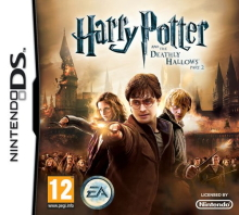 Harry Potter and the Deathly Hallows - Part 2 (E) Box Art