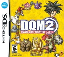 Dragon Quest Monsters - Joker 2 (U) Box Art