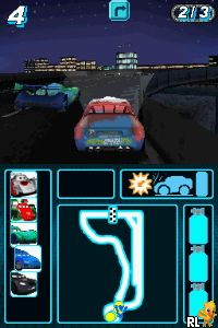 Cars 2 (DSi Enhanced) (E) Screen Shot