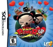 Pucca - Power Up (U) Box Art