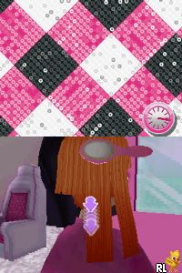 Barbie - Jet, Set & Style! (DSi Enhanced) (E) Screen Shot