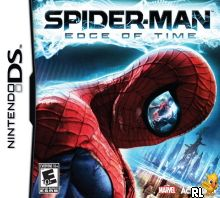 Spider-Man - Edge of Time (U) Box Art